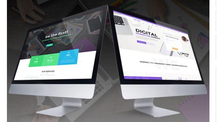 Screenshot Themeforest / The SEO / Business
