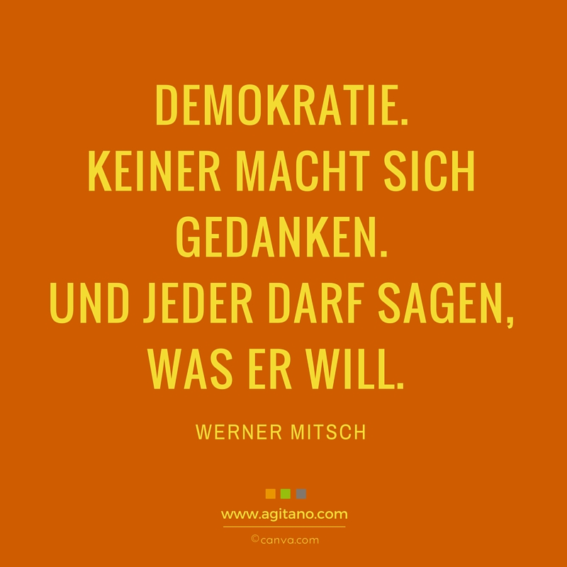 Demokratie, Kommunikation, Politik