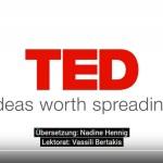 Gewohnheiten, Psychologie, TED