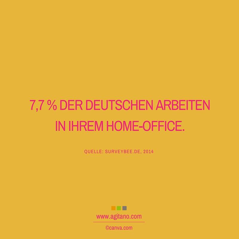 Arbeit, Deutschland, Deutschen, Home-Office