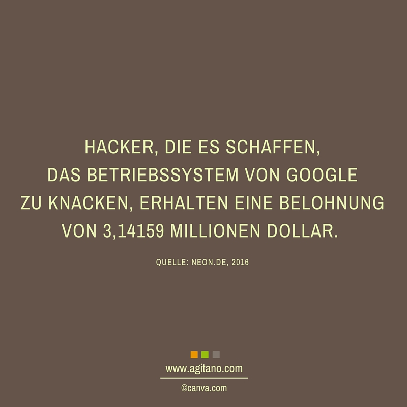 Hacker, Internet, Google, Dollar