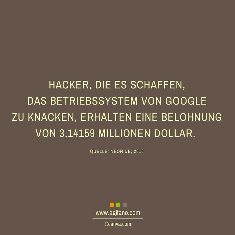Hacker, Internet, Google, Dollar