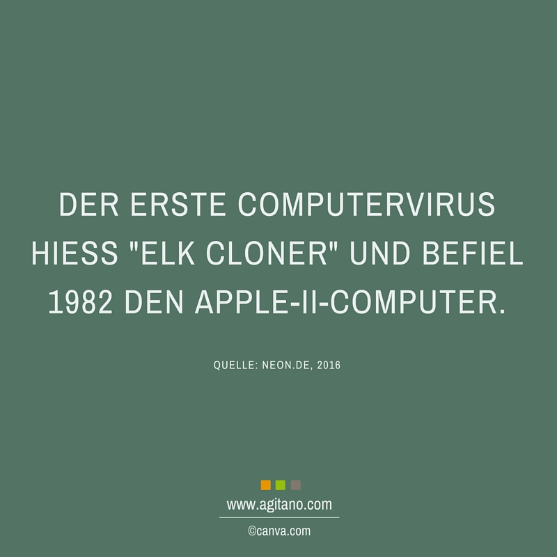 Computervirus, Apple, Computer