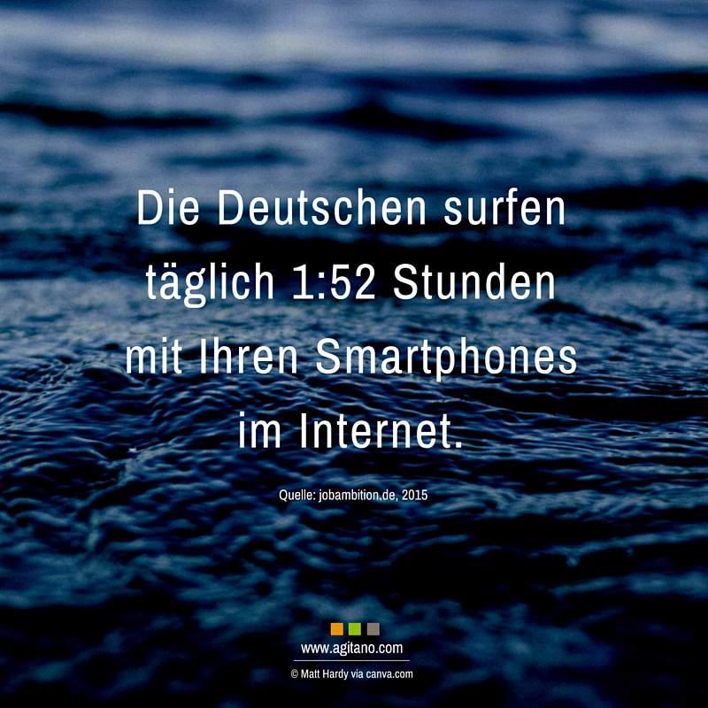 Internet, surfen, Deutsche