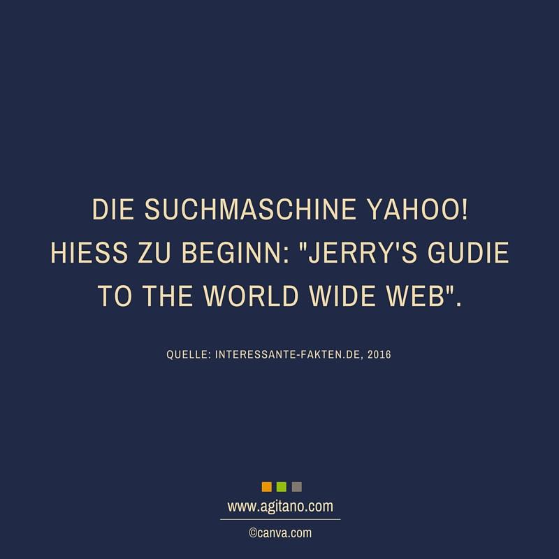 Yahoo!, Suchmaschine, Web, Internet
