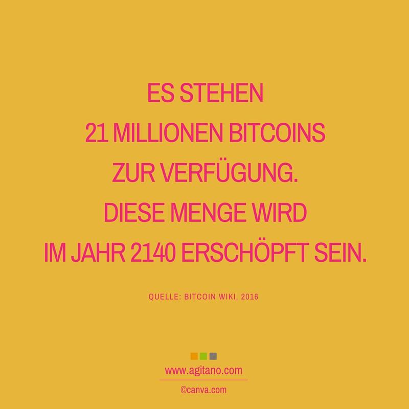Geld, Bitcoins, Währung, Internet