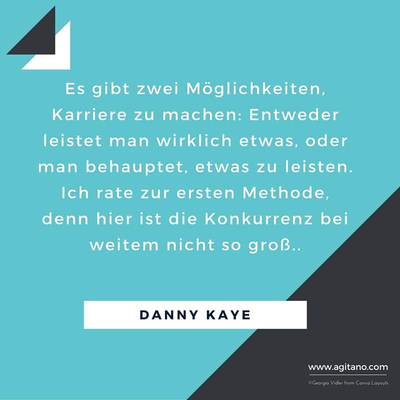 Zitat, Danny Kaye, Karriere, Leistung, Leben, Persönlichkeit, Personality