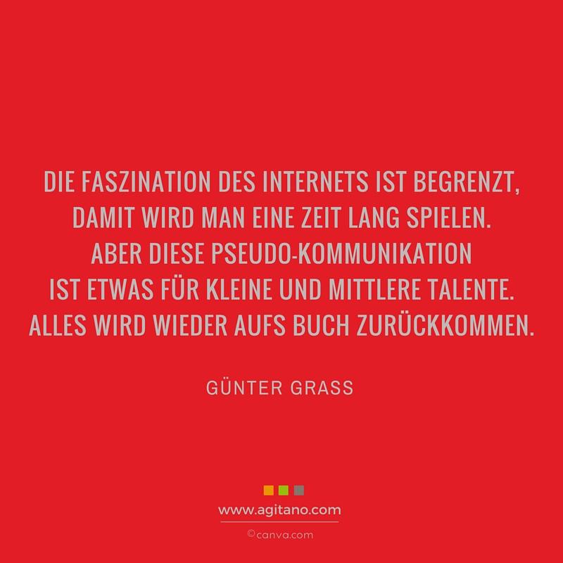 Faszination, Internet, Kommunikation