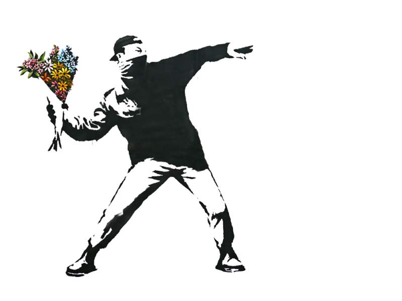 Quelle: Banksy / http://www.banksy.co.uk
