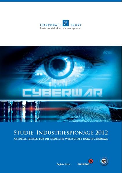Industriespionage,