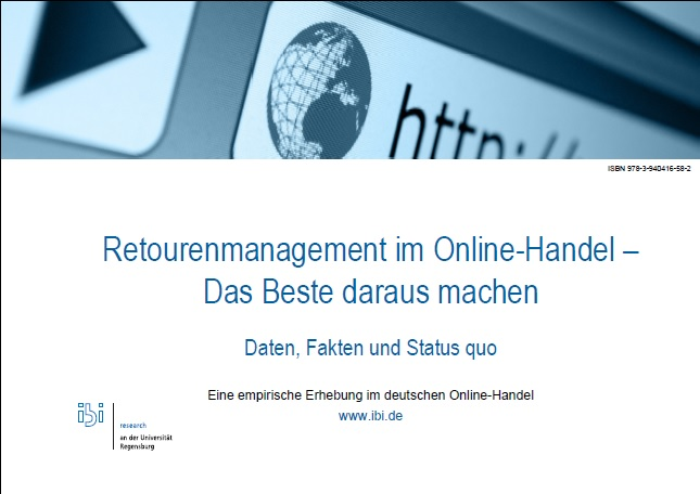 Retourenmanagement, Online-Handel, Versand, Vertrieb, Verkauf