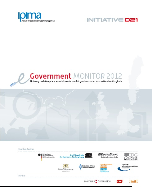 E-Government, Studie, Deutschland, Internet