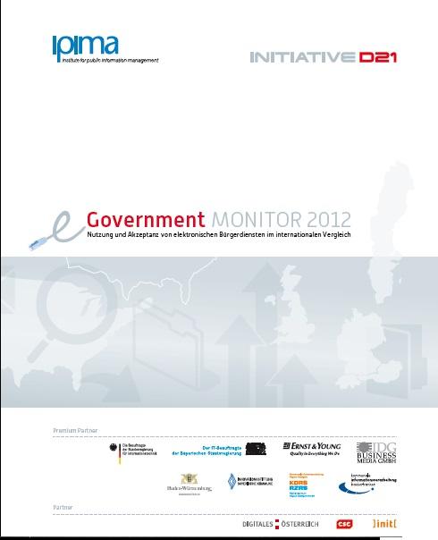 E-Government, Studie, Deutschland, Internet