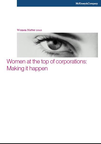 Corporations, Frauen, Business, Management