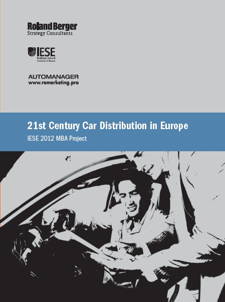 Automobilindustrie, Car, 21st, Europe
