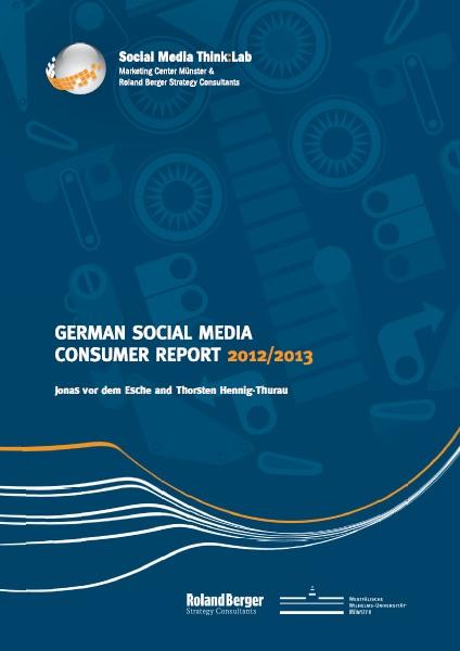 Social Media, Report, Deutschland, Internet