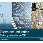 Greentech, Industries, Umwelt,