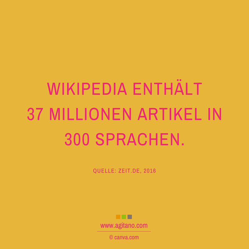 Internet, Fun Facts, Wikipedia