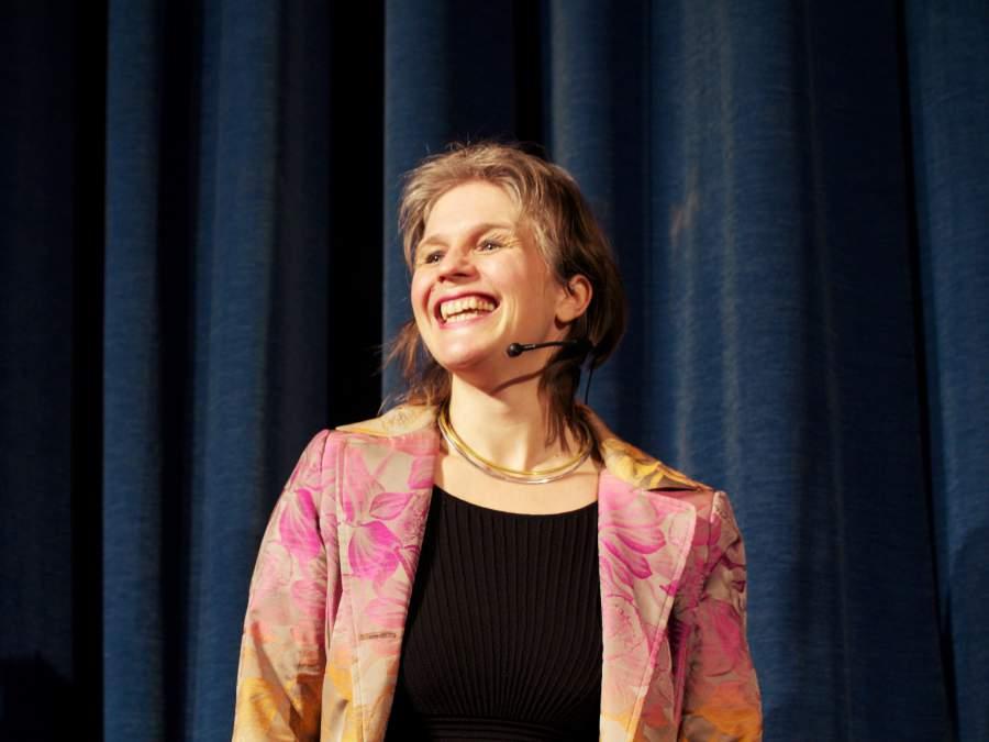 Susanne Wendel, Leidenschaft, Feminess Kongress