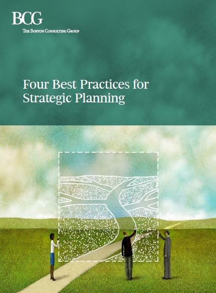 Strategieplanung, BCG,