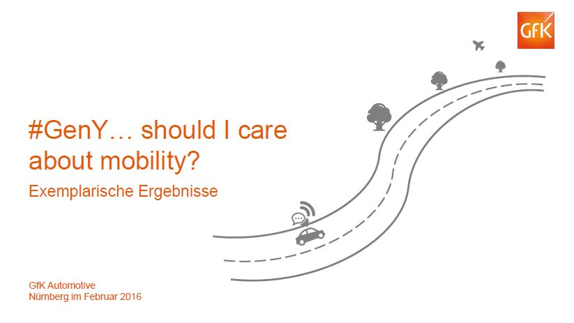Generation Y, Mobilität, Report