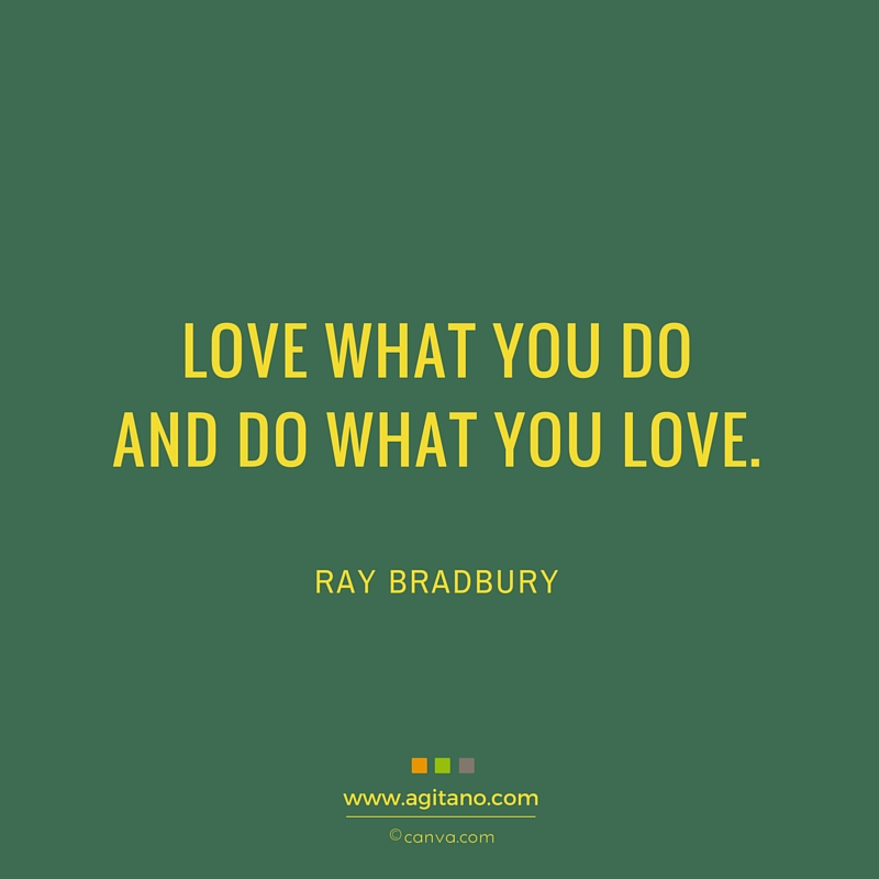 Love, Arbeit, Glück, Erfolg