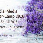 Social Media Sommer Camp, Social Media, Sabine Piarry