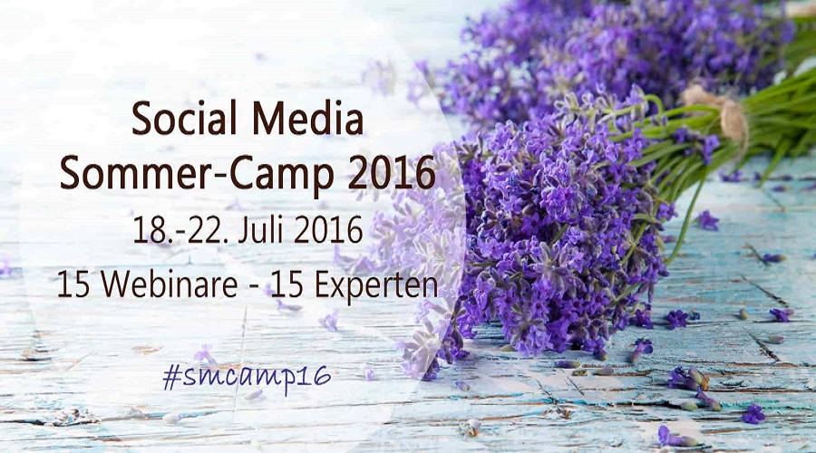 Social Media Sommer Camp, Social Media, Sabine Piarry