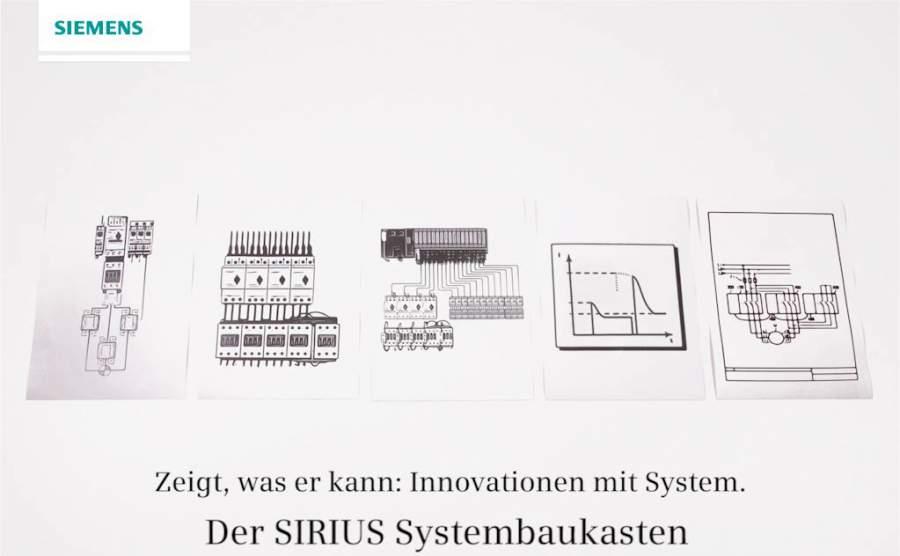 Eine hohe Energieeffizienz ist dank dem innovativen Systembaukasten garantiert. (© Siemens SIRIUS)