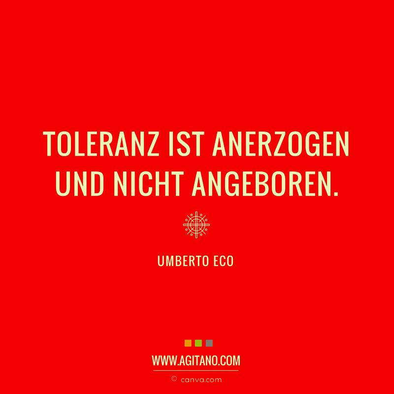 Toleranz, Leben, Erziehung, Menschen