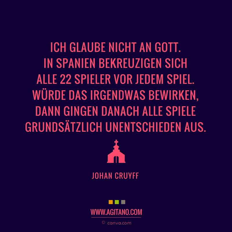 Humor, Leben, Lustiges, Cruyff