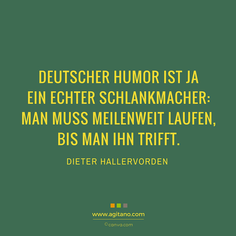 Humor, Lustiges, Deutsch