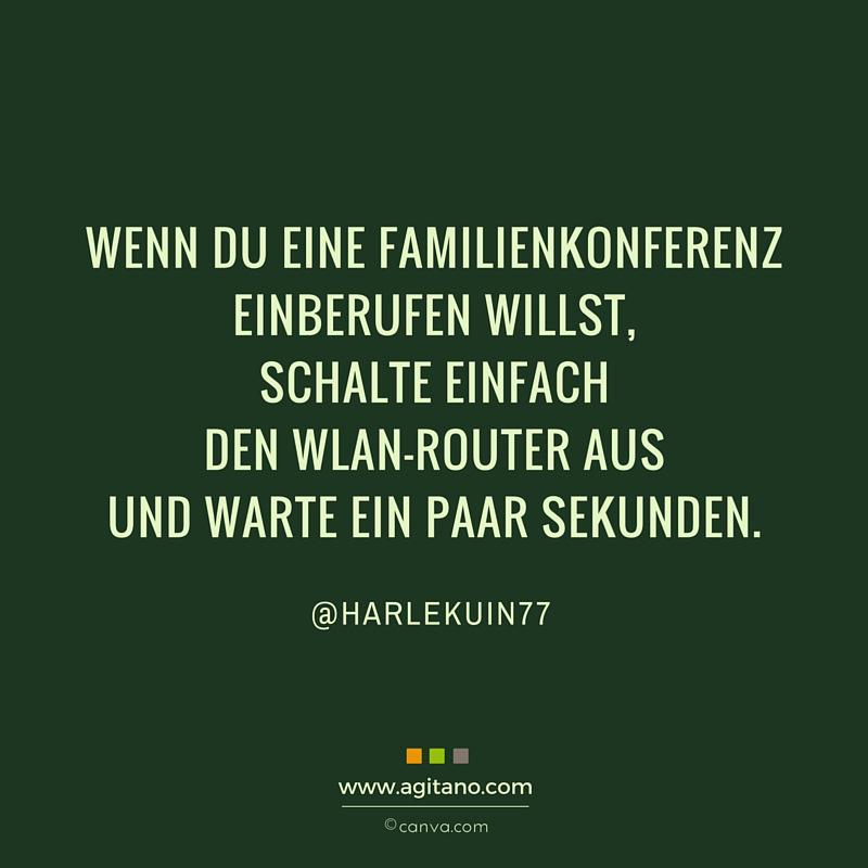 Familienkonferenz, Familie, Humor, Lustiges