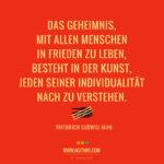 Jahn, Leben, Menschen, Persönlichkeit