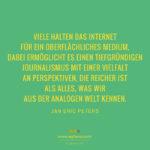 Internet, Zeit, Wandel