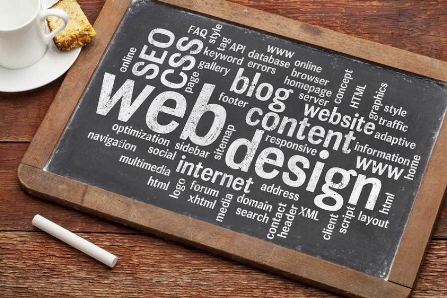 Website, Website-Optimierung, Internetauftritt