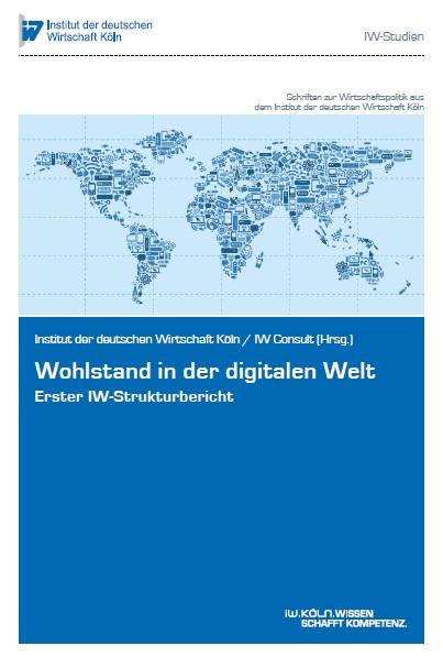 Strukturbericht, Deutschland, Wirtschaft
