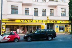 Betten Schneider, stationärer Handel, Online-Handel, Online, offline