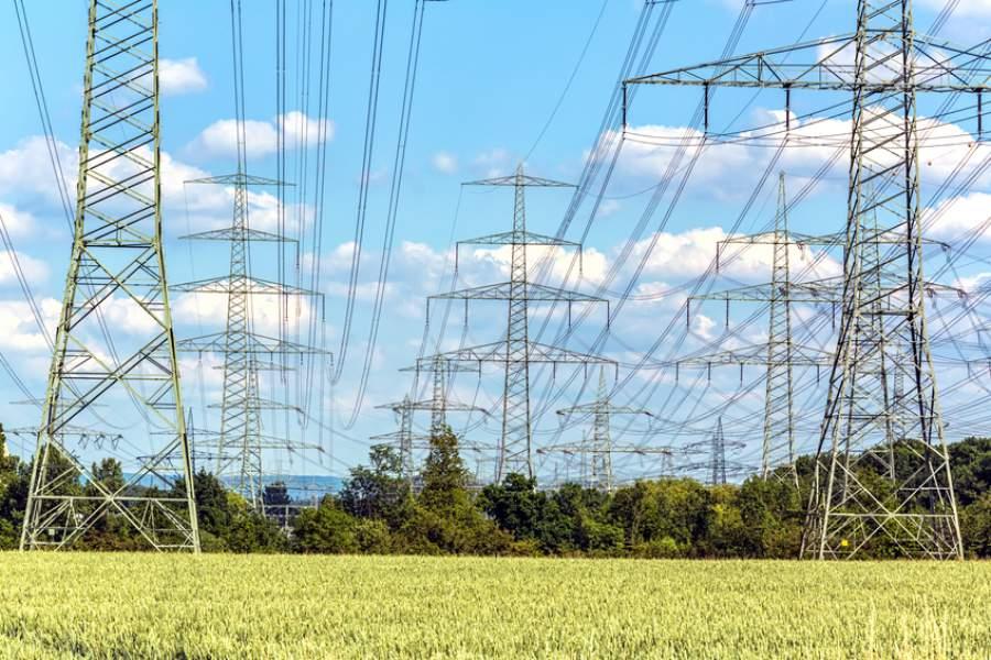 Gewerbestrom, Strom, Stromversorgung, Haushaltsstrom, Stromleitungen
