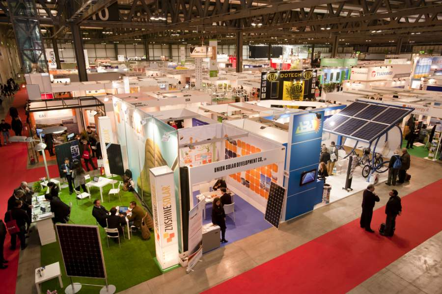 Messen, Messe, Messestand, Messebesuch, Convention