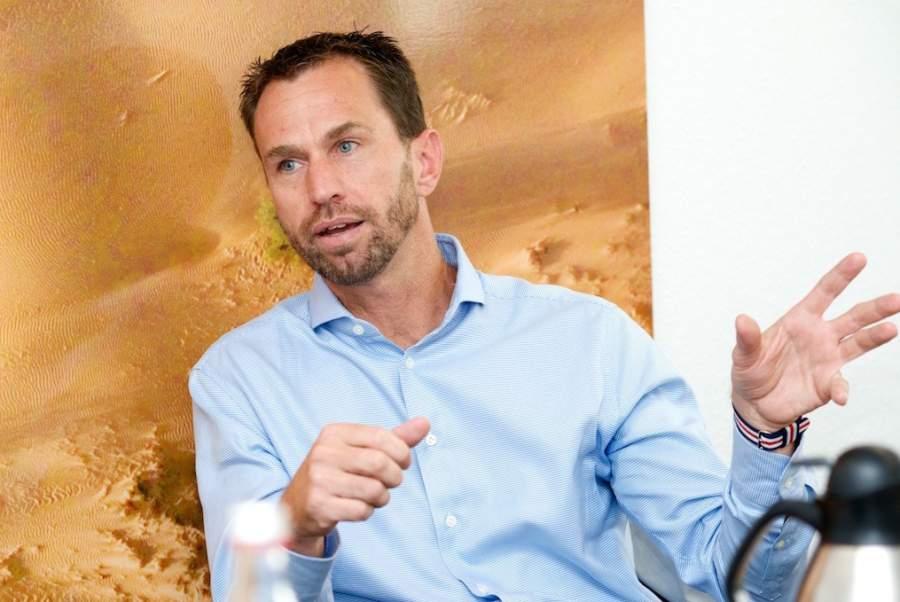 Stephan Grabmeier, Digitale Transformation, Arbeitsplatz der Zukunft, New Work, HR, Wandel, Veränderung, Unternehmen