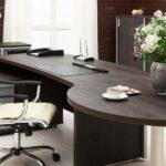 Kundenbindung, Blumen, Geschenk, Büro, Schreibtisch