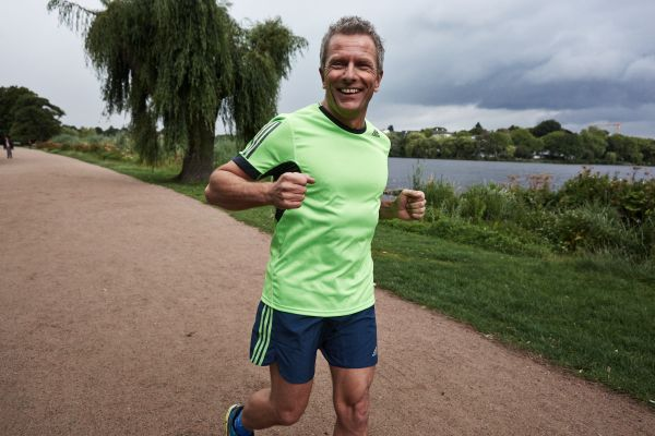 Andreas Enrico Brell, Jogging, Sport, More than Money, Leichtigkeit, Lebensqualität, Wertekoffer neu packen