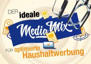 Ideal, Mix, Haushaltwerbung, Media, Mediamix, Mix, Werbemix, Werbung, Optimierung, Zeitung, Print, Prospektverteilung, Anzeigen, Annoncen