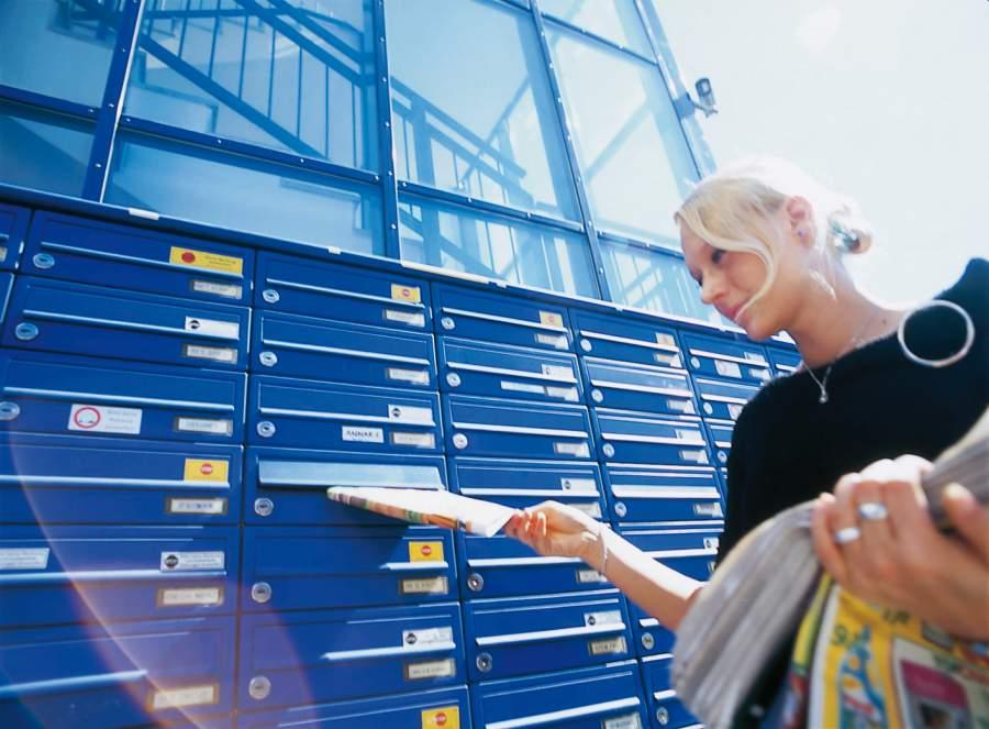 Prospektverteilung, Einwurf, Verteiler, Verteilerin, Werbung, Haushalt, Adresse, Briefkasten, Briefkästen, Zustellung, Zeitung, Extrablatt