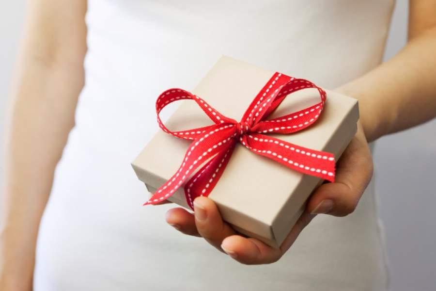 Geschenke, Gutscheine, Präsent, Geschäftspartner
