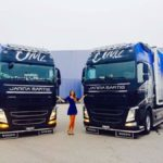 Janina Martig, Blog Miles and Styles, Miles and Styles, Janina Martig Logistics GmbH, Logistik, LKW, Model