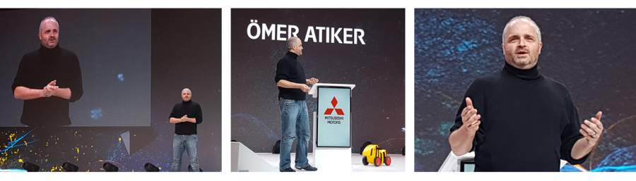 Ömer Atiker, Digitale Transformation, Digitalisierung, Transformation, Buchverlosung, in einem Jahr digital