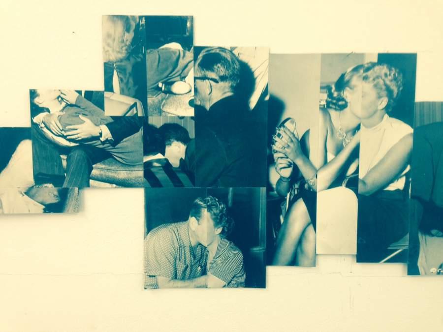 Zwischenraum, Gregor Wald, Collage, Verschmelzung, Paare, Fragmente, ZwischenRäumler