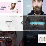 Portfolio, Portfolio Themes, Theme Compilation